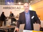 Stephan Marty, Geschäftsführer Hirschi AG: «Diese Messe ist für uns der wichtigste Auftritt des Jahres. Wir zeigen einem breiten Publikum eine ebenso breite Produktepalette.»