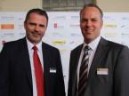 RHIAG-CEO Christoph Kiessling (l.) und Marketingleiter Roger Hunziker.
