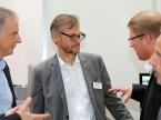 SAG-CEO Sandro Piffaretti und sein Stellvertreter Joël Souchon waren ebenfalls sehr präsent und zogen von Stand zu Stand, um alle Aussteller persönlich zu begrüssen und sich mit ihnen auszutauschen.